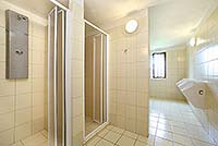 Sanitary facilities - Cottages and Bistro Racek