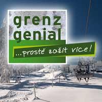 Zimní dovolená plná výhods Lipnocard nebo Grenzgenial